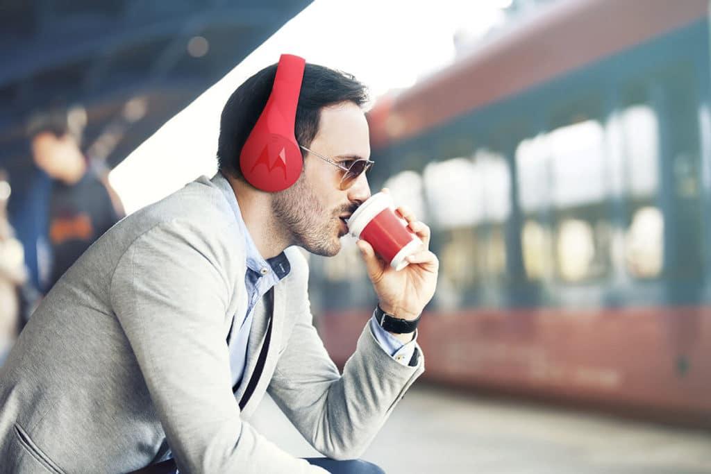 Słuchawki bezprzewodowe Pulse Escape Plus