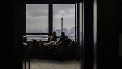 Pierwsza randka w Paryżu