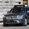 Auto Ubera - Volvo