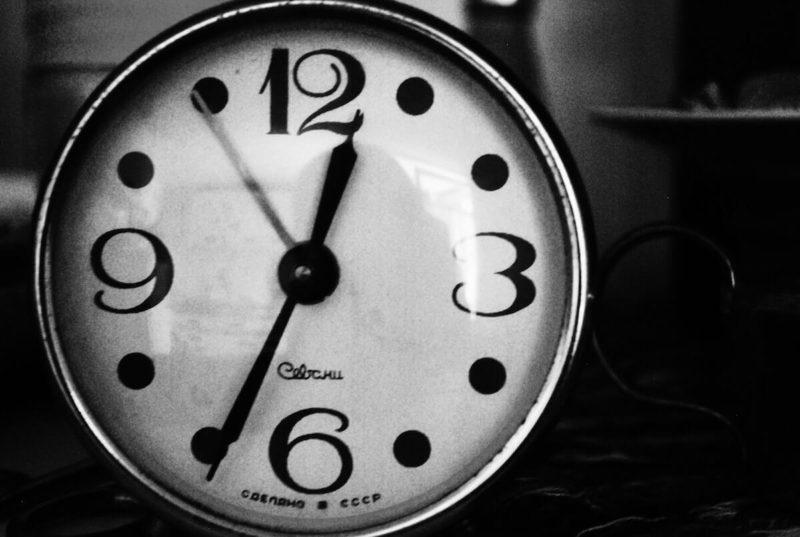 Zegar ze wskazówkami