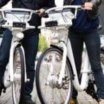 Duński publiczny transport rowerowy Bycyklen
