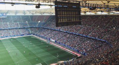 Volksparkstadion, Hamburg, Niemcy