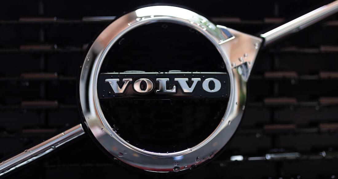 Emblemat Volvo