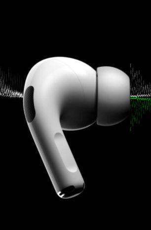 Apple AirPods  jako urządzenie medyczne? Całkiem możliwe