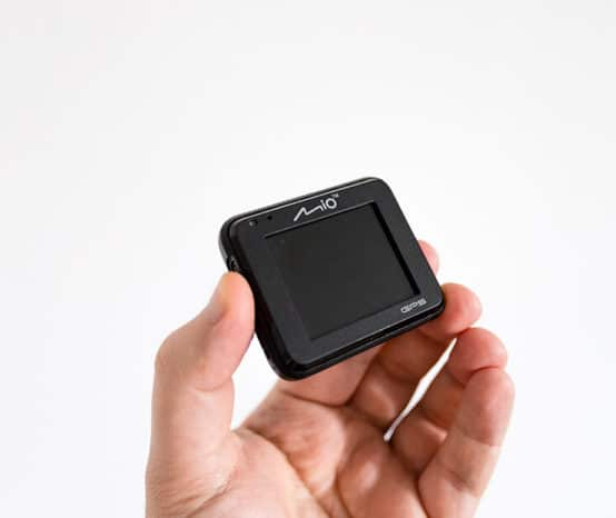 Recenzja kamerki samochodowej MiVue C330