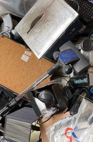 Elektrośmieci – co z nimi zrobić, gdzie oddać?