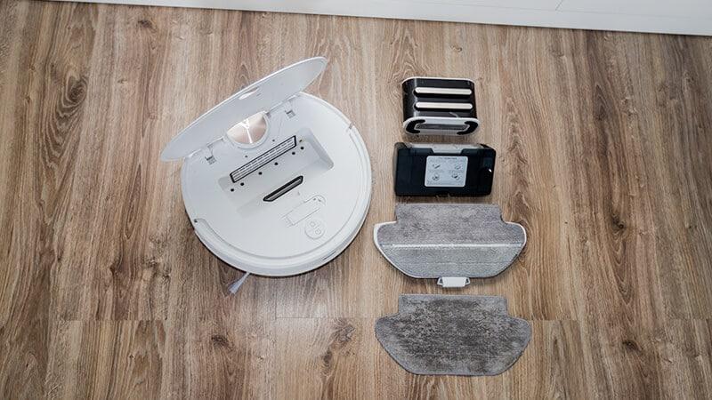 Viomi SE - zestaw akcesoriów
