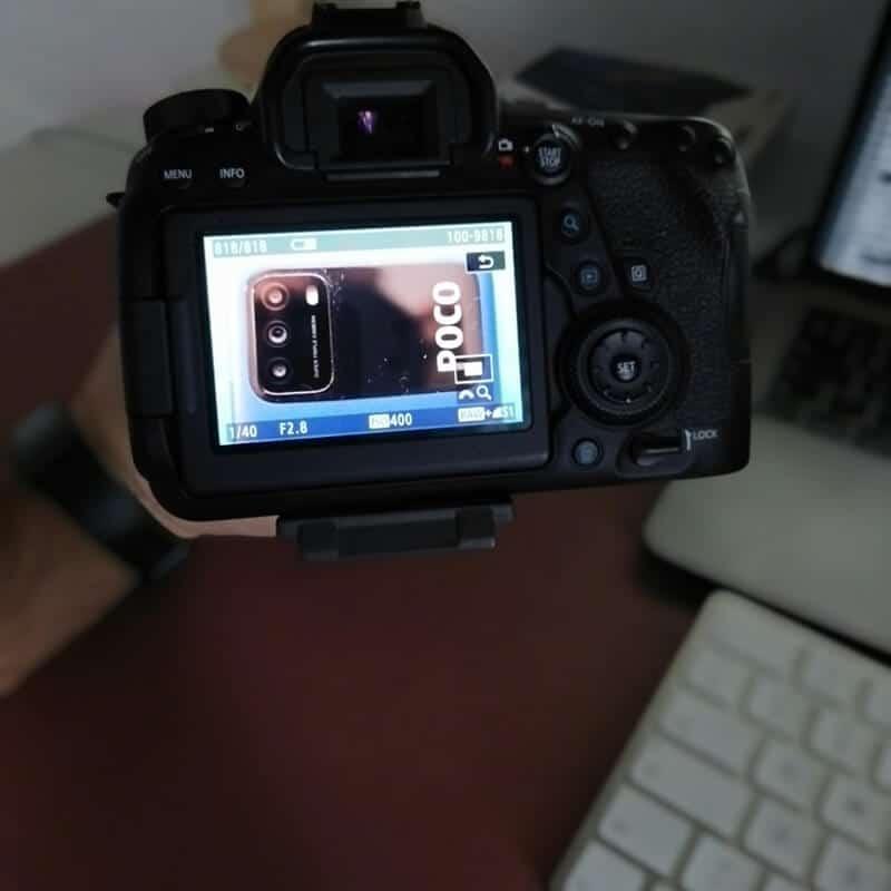 Poco M3. Zdjęcie w trybie portretowym z efektem f/1