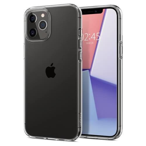 Etui Spigen Liquid Crystal do iPhone'a 12