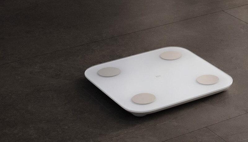 Inteligentna waga łazienkowa Mi Body Composition Scale 2