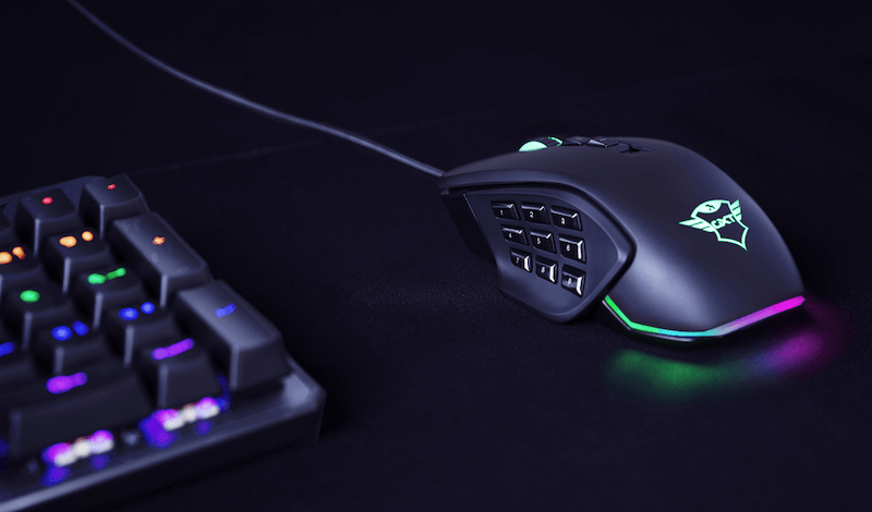 Mysz dla gracza Trust GXT 970 Morfix