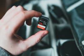 Karta SDXC 128 GB, V30, C10, U3