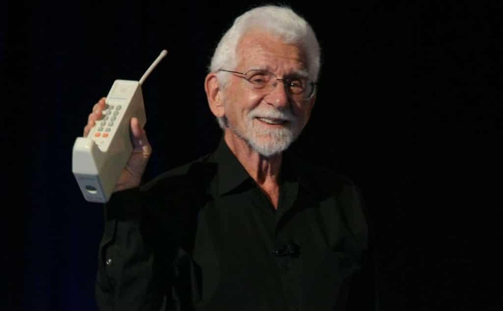 Martin Cooper - ojciec telefonii komórkowej