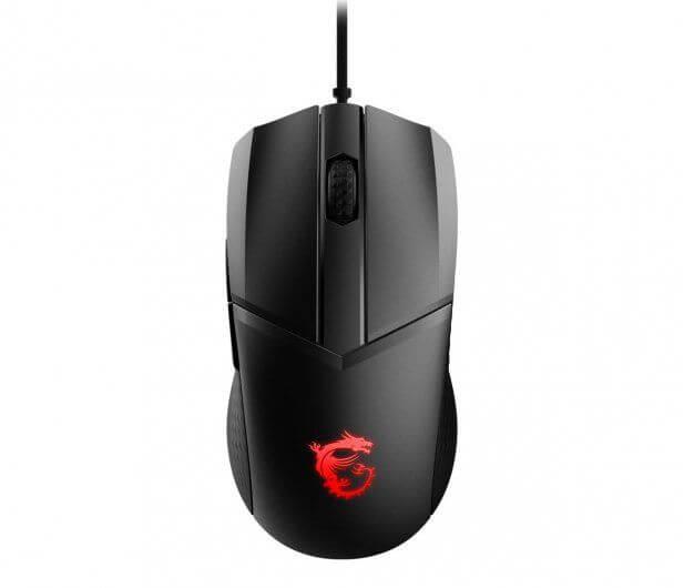 Mysz dla graczy MSI Clutch GM41