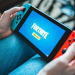 Gra Fortnite na Nintendo Switch