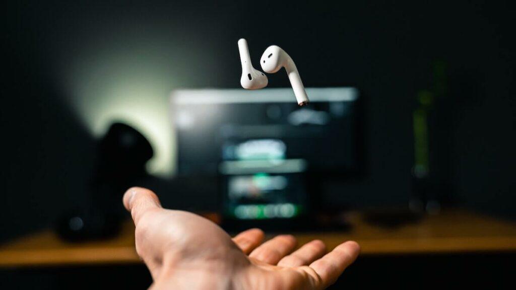 Słuchawki Apple AirPods